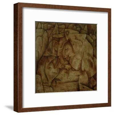 Bewitched Petrified-Paul Klee-Framed Giclee Print