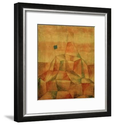 Castle Hill-Paul Klee-Framed Giclee Print