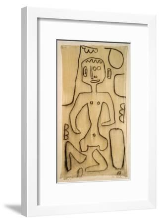 Collect Oneself-Paul Klee-Framed Giclee Print