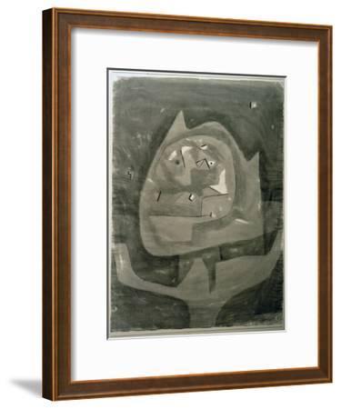Gotze im Fieberland-Paul Klee-Framed Giclee Print