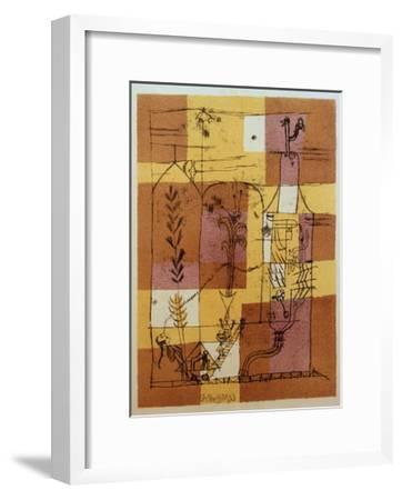 Hoffmanesque Scene-Paul Klee-Framed Giclee Print