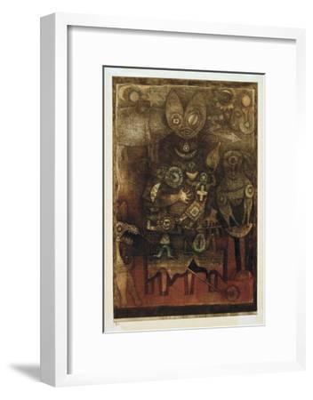 Magic Theatre-Paul Klee-Framed Giclee Print