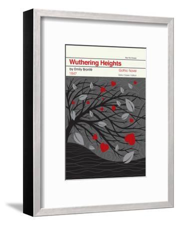 Wuthering Heights--Framed Art Print