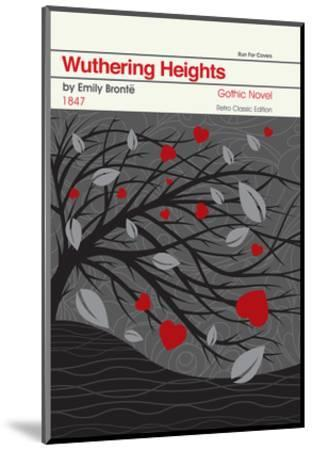 Wuthering Heights--Mounted Art Print