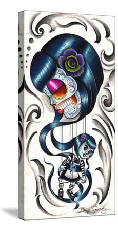 Mary Annette-Dave Sanchez-Stretched Canvas Print