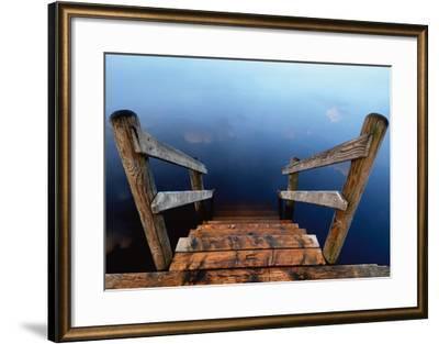 Nature Art Color VI-Uwe Steger-Framed Art Print