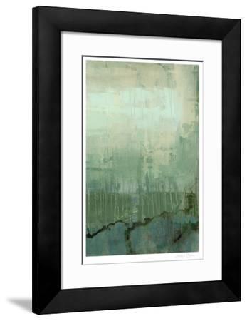 Emerald Sky II-Jennifer Goldberger-Framed Limited Edition