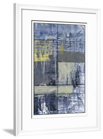 Directional Analysis II-Jennifer Goldberger-Framed Limited Edition