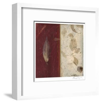 Earthen Textures XI-Beverly Crawford-Framed Limited Edition