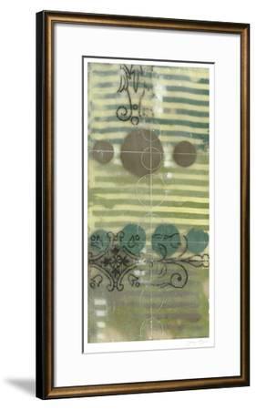 Translucence I-Jennifer Goldberger-Framed Limited Edition