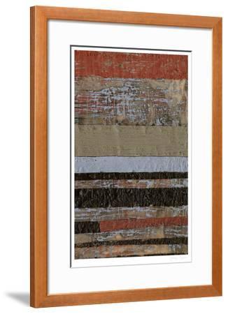 Wax Textures II-Jennifer Goldberger-Framed Limited Edition