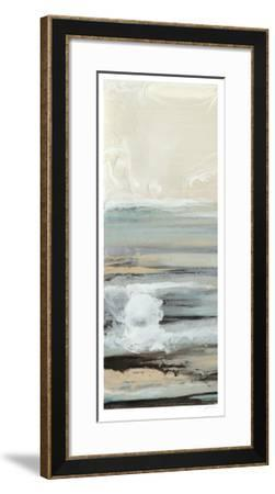 Aqua Seascape III-Ferdos Maleki-Framed Limited Edition