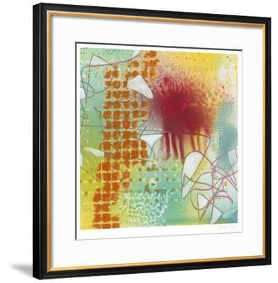 Walking on Sunshine II-Jennifer Goldberger-Framed Limited Edition