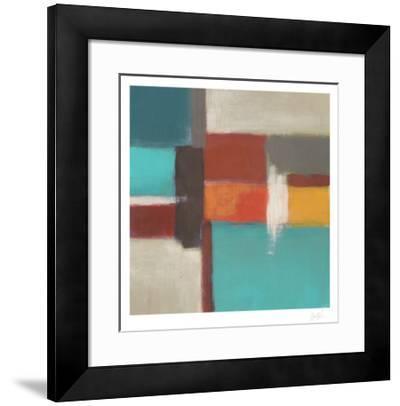 Uptown Lights I-Erica J^ Vess-Framed Limited Edition