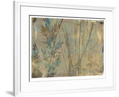 Layers on Bamboo I-Jennifer Goldberger-Framed Limited Edition