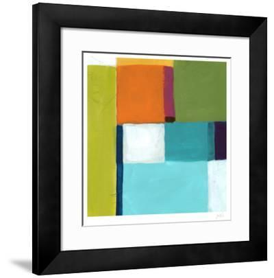 City Square II-Erica J^ Vess-Framed Limited Edition