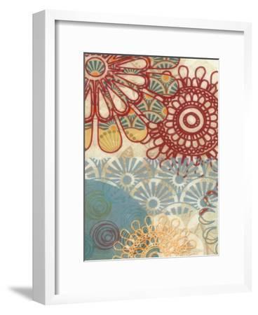 Flora Trance VI-Taylor Greene-Framed Art Print