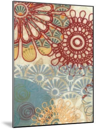 Flora Trance VI-Taylor Greene-Mounted Art Print