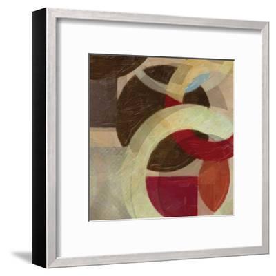 Halo Weave I-Taylor Greene-Framed Art Print