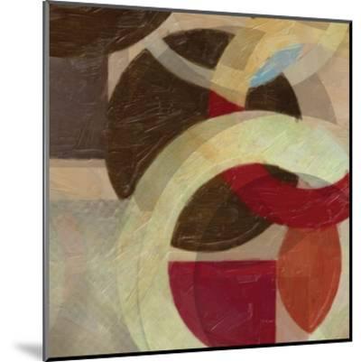 Halo Weave I-Taylor Greene-Mounted Art Print