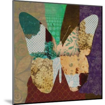 Rise Above Butterfly-Taylor Greene-Mounted Art Print