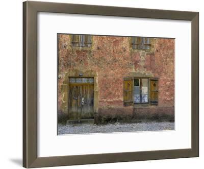 Lupiac House III-Colby Chester-Framed Art Print