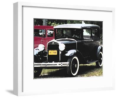 Joy Ride IV-Pam Ilosky-Framed Art Print