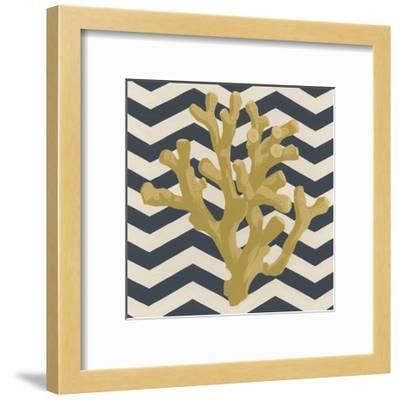 Marine Medley IV-Erica J^ Vess-Framed Art Print