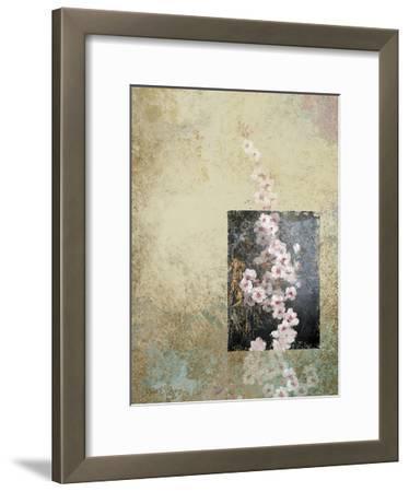 Cherry Blossom Abstract IV-Rick Novak-Framed Art Print