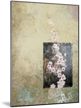 Cherry Blossom Abstract IV-Rick Novak-Mounted Art Print