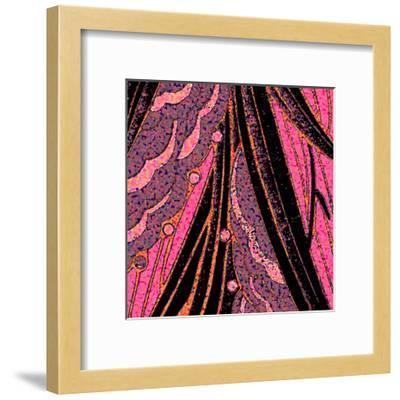 Pink Purse II-Kate Archie-Framed Art Print