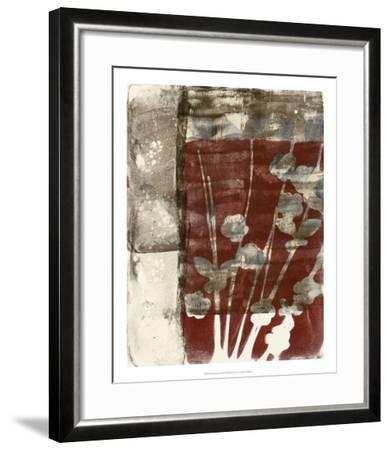 Rustic Blossoms I-Jennifer Goldberger-Framed Giclee Print
