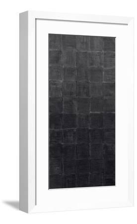 Non-Embellished Grey Scale II-Renee W^ Stramel-Framed Giclee Print