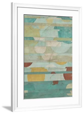 Splice I-Megan Meagher-Framed Art Print