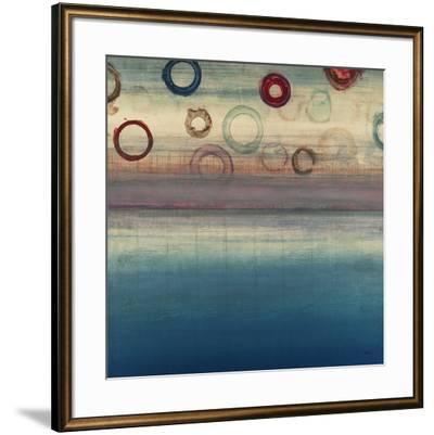 Resting in Motion-Randy Hibberd-Framed Art Print