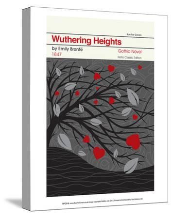 Wuthering Heights--Stretched Canvas Print