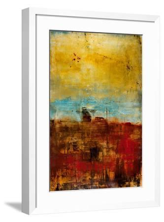 Faro-Carney-Framed Art Print