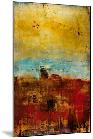 Faro-Carney-Mounted Art Print