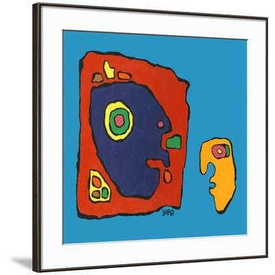 Moria-Yaro-Framed Art Print