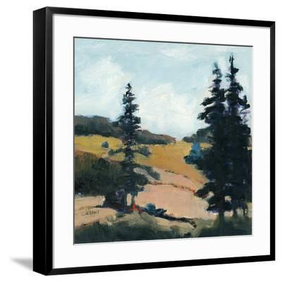 Trees 1-Jacques Clement-Framed Art Print
