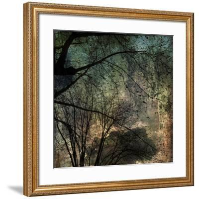 Beyond the Branches-Jean-Fran?ois Dupuis-Framed Art Print