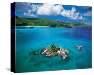 Seychelles--Stretched Canvas Print