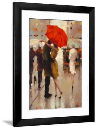 Sweet Surprise-Lorraine Christie-Framed Art Print