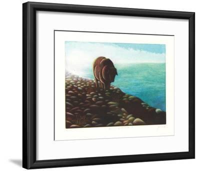 The Sacrifice of Abraham V-Nicolette Jelen-Framed Limited Edition