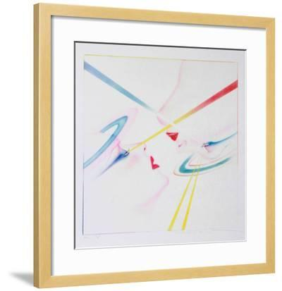 Saturn-Pater Sato-Framed Limited Edition