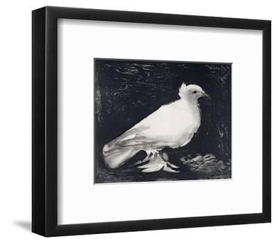 Dove, 1949-Pablo Picasso-Framed Art Print
