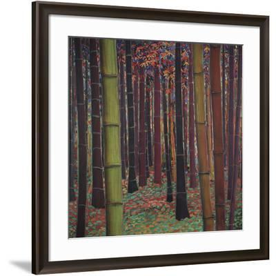 Magical Forest-Don Li-Leger-Framed Art Print