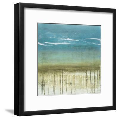Shoreline Memories II-Heather Mcalpine-Framed Art Print