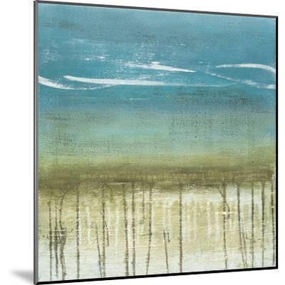 Shoreline Memories II-Heather Mcalpine-Mounted Art Print