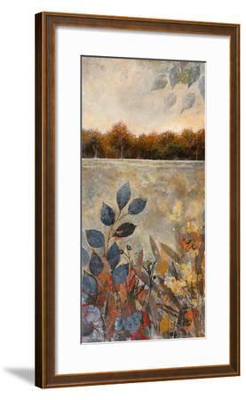 Gilded Horizon I-Georges Generali-Framed Art Print